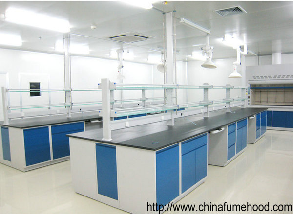 Professional Production Steel Casework For Laboratories From Huazhijun