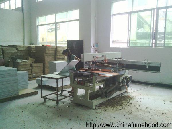 Epoxy Resin Chemistry Lab Furniture , Lab Tables Work Benches PP Drawer