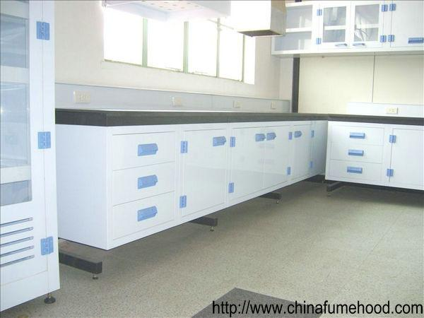 School Chemistry Lab Furniture Polypropylene Equipment With Reagent