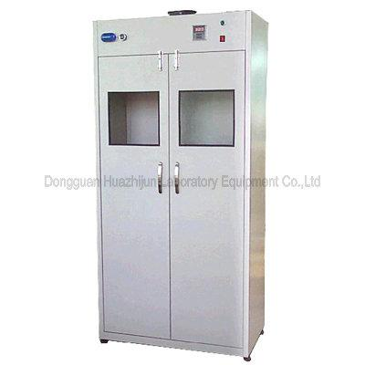 Anti Acid 2 Gas Bottle Storage Cabinet With Automatic Monitoring Function