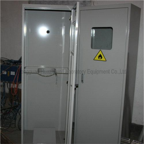 600x450x1900mm Laboratory Storage Cabinets , Gas Bottle Cabinet With Alarm Mode