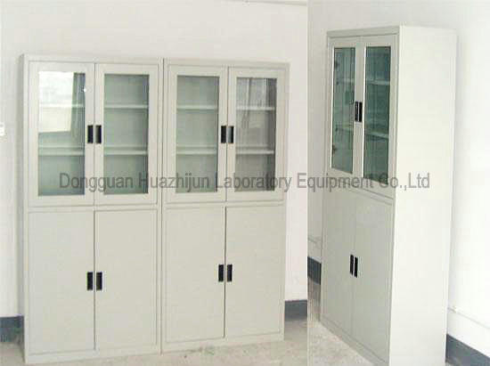 Chemistry Laboratory Storage Cabinets Removable Alkali Resistant SGS Approved