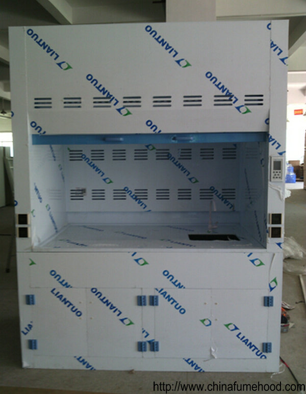 Anti Corrosion Laboratory Exhaust Hood PP Material For Air Handling Systems