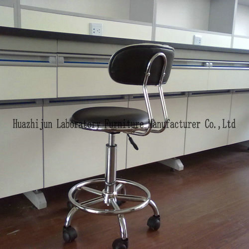 Laboratory Chairs And Stools Sat Back Adjustable 440 600mm