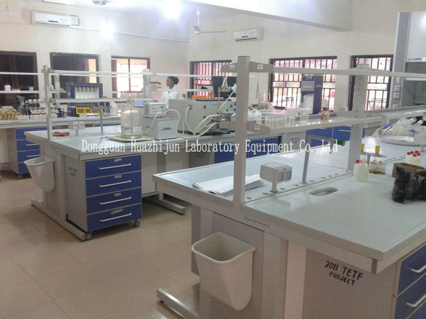 Laboratory Casework With Reagent Shelf Laboratory Furniture China