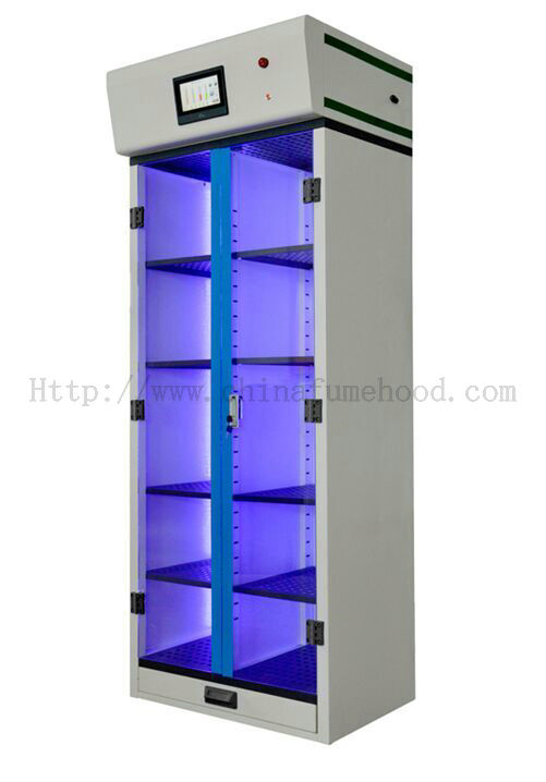 Filter Medicine Storage Cabinets Ductless Corrosion Resistant Coating Surface