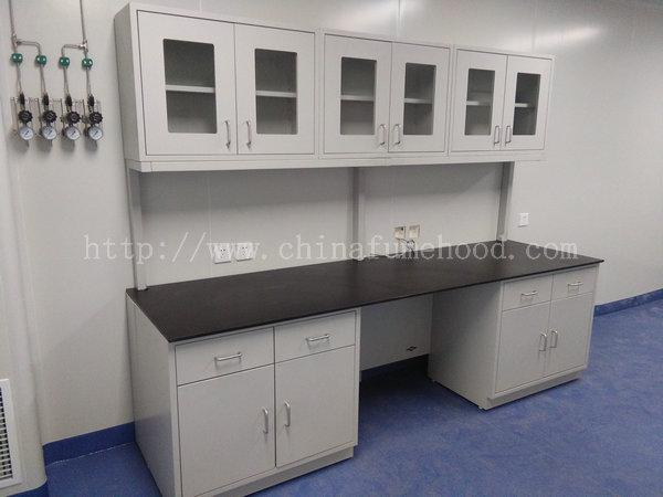 Chemical Lab Cabinetr / Clean Room Lab Table Price / Steel Benches Manufacturer