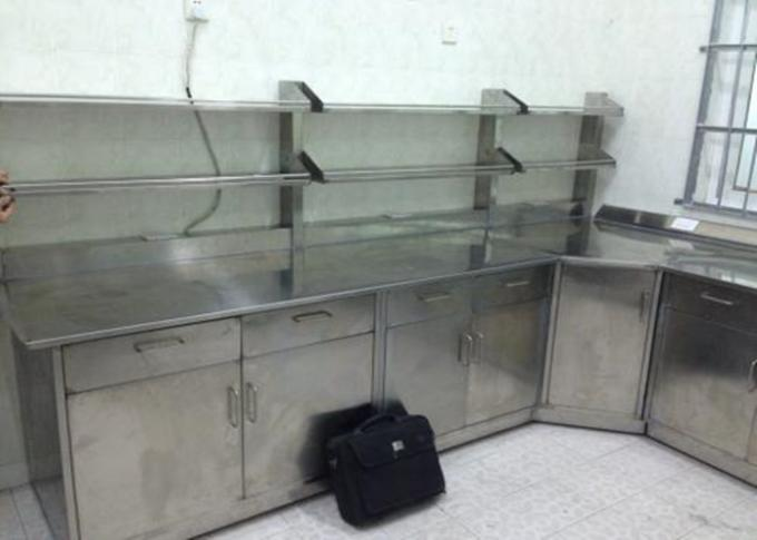 Stainless Steel Lab Casework Furniture ,Lab Tables Price and Lab Table Manufacturer