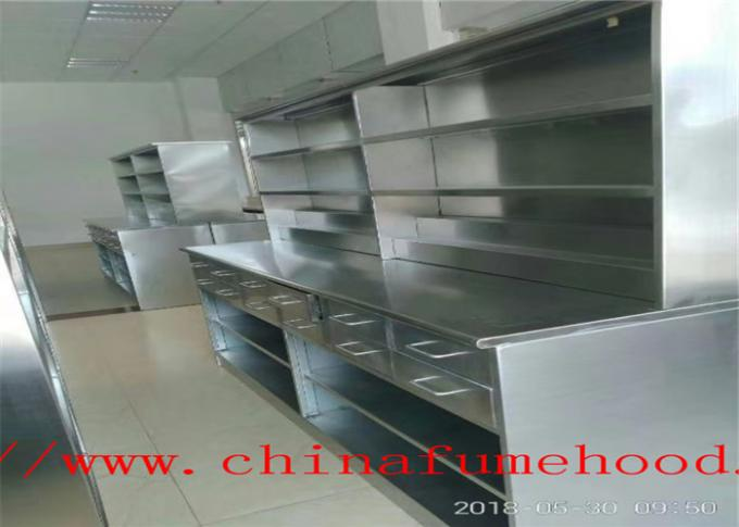 China Supply Stainless Steel Lab Furniture For Oversea Importers and Dealers