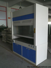 Science Steel Fume Hood , Cold Rolled Steel Laboratory Vent Hood