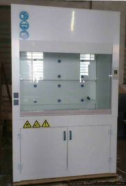 Customized PP Fume Hood , Inspection / Testing Center Chemical Vent Hood