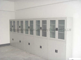 Safety Laboratory Chemical Storage Cabinets 115 Degrees Open Angle With 8mm Dia Anchor