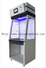 China Chemical Resistant Ductless Fume Hood , 6mm Acrylic Window Ventless Fume Hood supplier