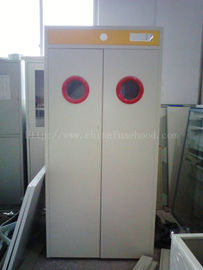 Satety Laboratory Storage Cabinets , Gas Cylinder Cabinet With Alarm System