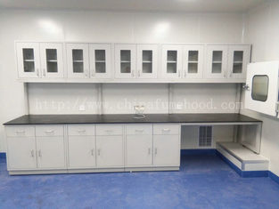 China Acid Poof Laboratory Working Table Casework supplier