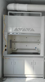 China Laboratory Fume Hood Cupboard With VAV System supplier