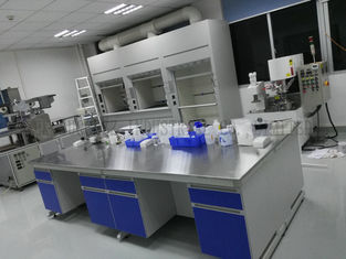 China Steel Wood Laboratory Workbench Furniture supplier