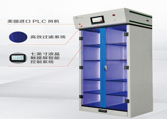 China Ductless Medical Laboratory Storage Cabinets Metal Adjustable Shelves supplier