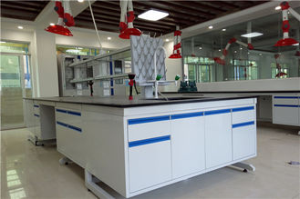 Custom Made Island Bench  Lab Furnitures With Sink Unit For  Chemical  Lab Furniture