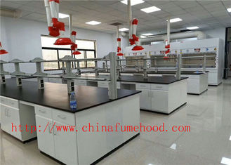 Blue or Customized Chemical Lab Cabinet Laboratory Furniture For Chemical College  Lab