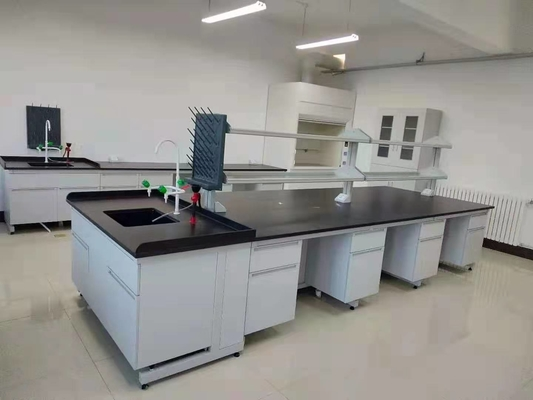 Modern Chemistry Lab Furniture Anti Corrosion And Alkali 3 Years Guarantee