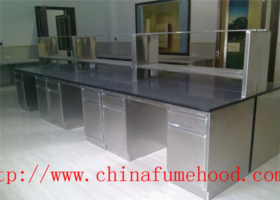 Cutomized Size  Original Sainless Steel Casework Stainless Steel Lab Furniture for Hospital and Foods Laboratory