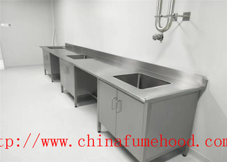Stainless Seel Lab Tables And Furnitures For University Research Institute