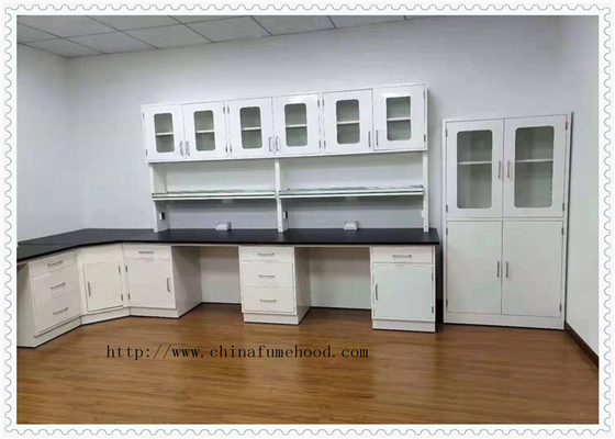 Goverment Chemistry Lab Furniture With Reagent Rack Scratch Resistant