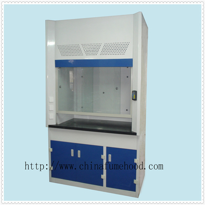 China Cheap FRP Fume Hood Glass Reinforced Plastic FRP fume hood  Fume Hood In Laboratory Ventilation System