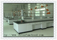 Anti Chemical Acid Alkali School  Lab Furniture Bench Bearing 500kg