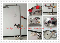 Durable SUS304 Emergency Shower And Eyewash Station For Chemical Laboratory
