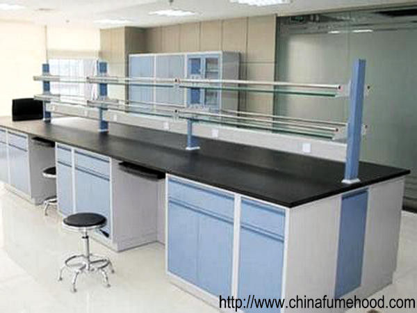 Hot Sale Island Worktable in Lab Furniture Series For Good Products