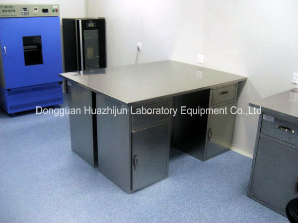 Stainless Steel Lab Tables And Furnitures For Hospital / Clening Room