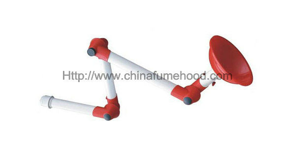 Lab Exhaust Arm | Lab Exhaust Arm Design | Laboratory Exhaust Arm Supplier