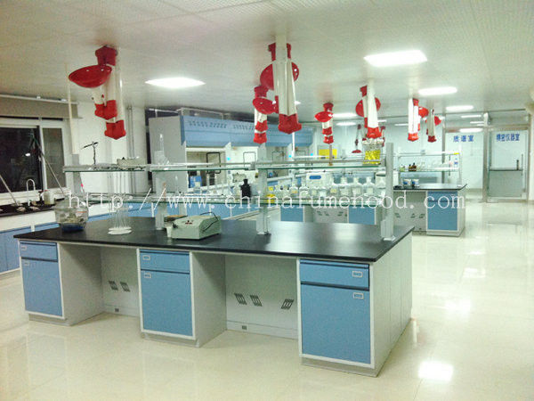 Cleanroom Modular Lab Benches 12.7mm Alkali Resist Countertops Cold ...