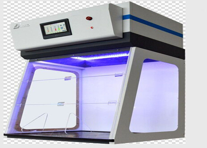 Chemistry Lab Ductless Fume Hood Benchtop All Steel