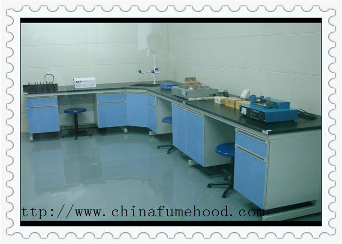 Commercial Wood Lab Furniture With Aluminium Alloy Handle  2  Years Guarantee