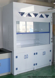 FumeCupboardVentilationMalaysia With PP Sink and PP Faucet