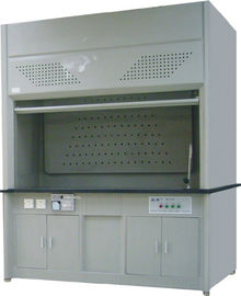 China Labrotary FRP Fume Hood , Light Weight Chemical Fume Hood Ventilation System distributor