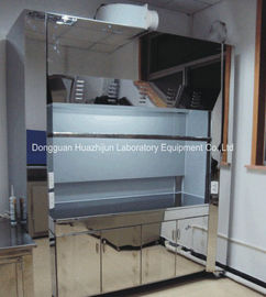 China Stainless steel  Fume Hood For Lab Draught Cupborad Company  Price Supplier factory