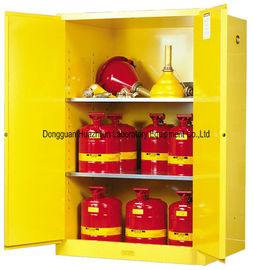 China Ventilation Flammable Safety Cabinet , Safety Cabinet For Flammable Liquids distributor