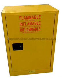 Inflamble Metal Storage Cabinet With Single Door For Chemical Safety Cabinet