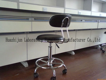 PU Lab Chairs Manufacturer / PU Lab Stools Price / PU Lab Height Chairs Sat Back