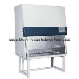 China Class II Biological Safety Cabinet Airflow Lab Equipment Sound / Light Alarm System factory