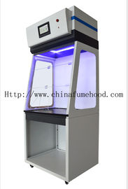 China Durable Colorless Ductless Chemical Fume Hood 99.9% Filtration Efficiency distributor