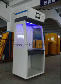 China Filtered Ductless Fume Hood Triangle Operating Hole Epoxy Resin Board Benchtops distributor