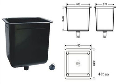 China Chemistry / Hospital Corrosion Resistant Laboratory Sinks With PP Stopper distributor
