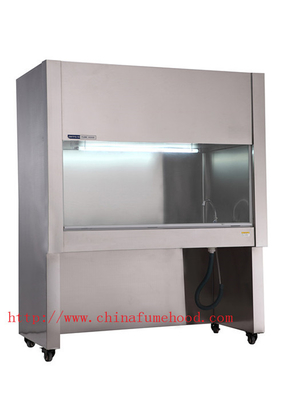 China GMP  Clean Room Equipment Vertical Laminar Flow Cabinet Residue Free factory