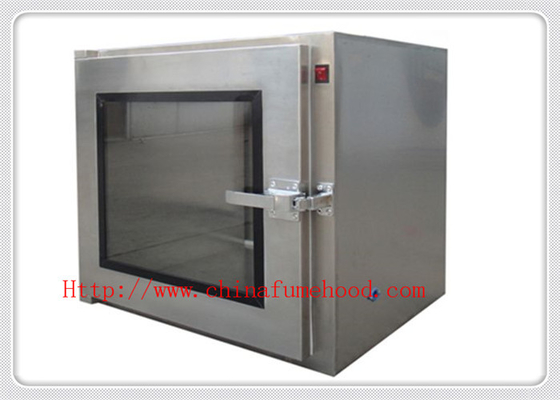China Profesional Dust Free Clean Room Dyamic Box Pass Through Windows factory